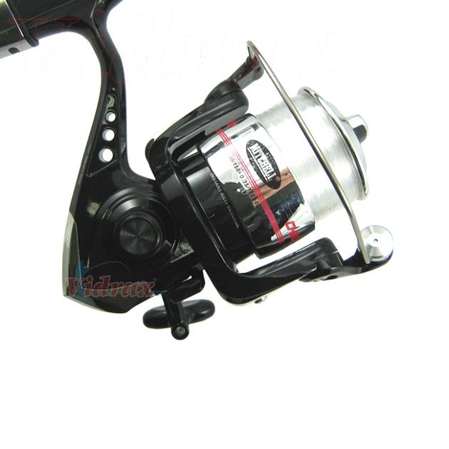 Bottom fishing rod 1 b b reel no 7 for Bottom fishing reels