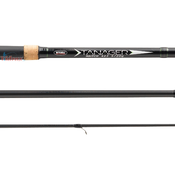Mitchell rod tanager match mitchell for Mitchell fishing rods