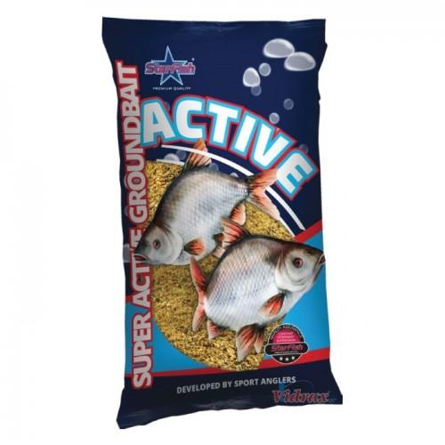 Захранка Active 0.650 кг - Starfish