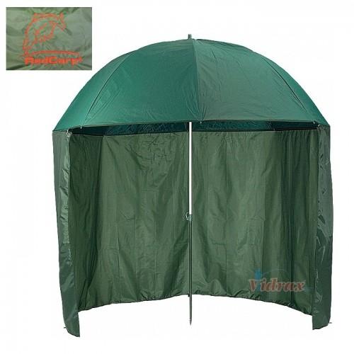 Чадър с платнище Red Carp 2.20 м - Behr