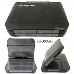 Раница с 3 кутии Versus VS-B6069 Black VSB6069B - MEIHO
