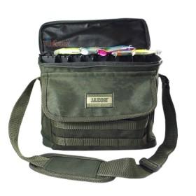 Чанта за блесни/воблери/пилкери - Jaxon
