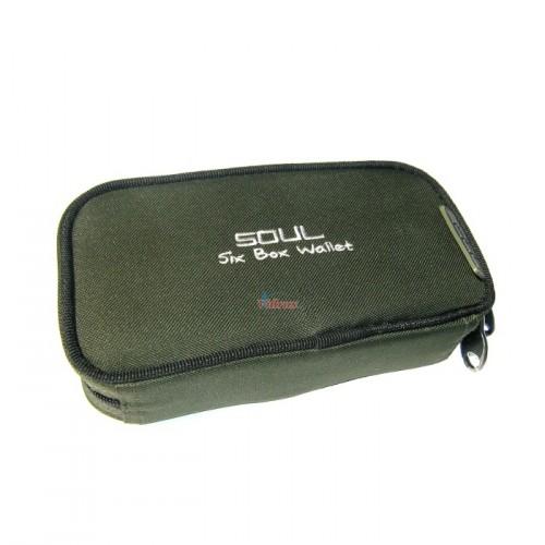 Рибарска чанта с шест кутии - Soul