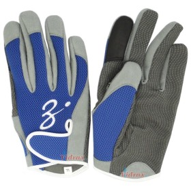 Ръкавици 3-D Short Сини - Zenaq