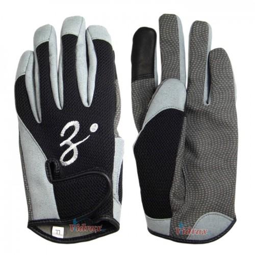 Ръкавици 3-D Short Черни - Zenaq