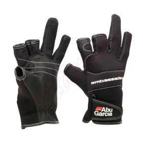 Неопренови ръкавици без пръсти - Abu Garcia