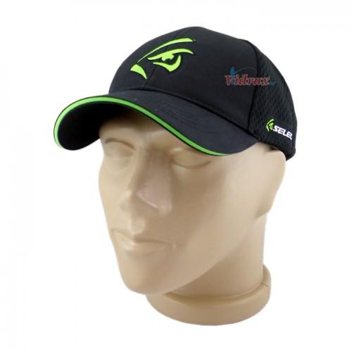 Шапка Select Black Green Logo