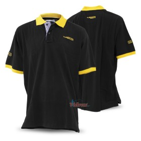 Тениска Polo Black - Tubertini