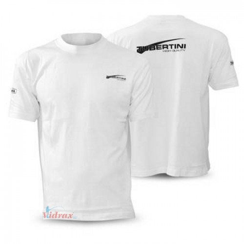 Тениска White - Tubertini