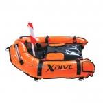 "Оранжев буй ""Лодка"" - X-Dive"