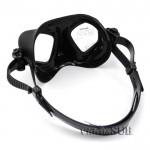 Нискообемна маска PATHOS FALCO Черна
