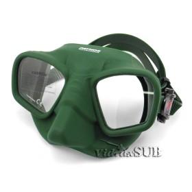 Нискообемна маска PATHOS FALCO Зелена
