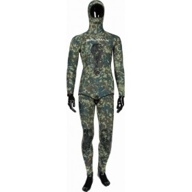 Камуфлажен неопренов костюм Salvimar N.A.T 5.5мм размер XL