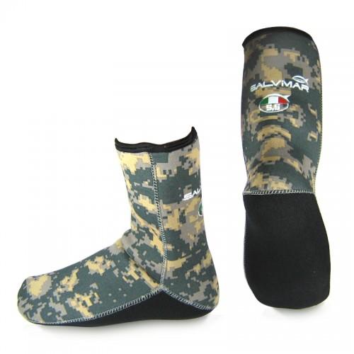 Чорапи PIXELCAMU PRO 5.5мм