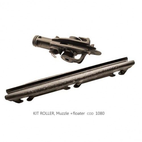 Комплект Roller за кръгла тръба