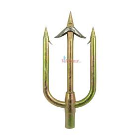 Тризъбец за стрела на харпун с двойна контра Double bard N6