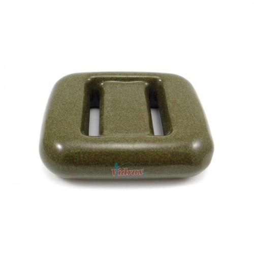 Тежест за колан с PVC покритие 2.0 кг - Vidrax