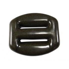 Тежест за колан с PVC покритие 1.0 кг - Vidrax