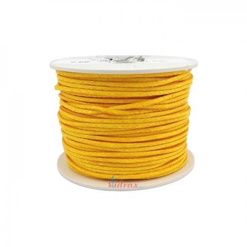 Влакно Dyneema Ø 1.7 мм жълто