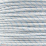 Влакно Dyneema Ø 1.7 мм бяло/синьо