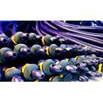 Полимерни втулки за въжени жълъди (чифт)