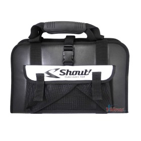 Рибарска чанта System Jig Bag III WHI White - Shout!