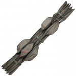 Калъф за 6 въдици Cocoon Mod Rod Sleeve System 13ft/3.90 м - JRC