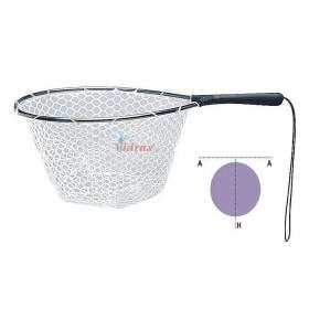 Риболовен кеп Trout Soft silicon mesh PL-TRX101 - Jaxon
