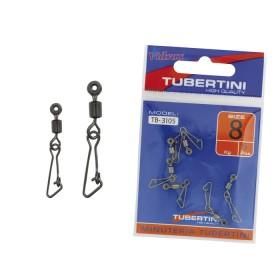 Въртящ вирбел с карабинка TB-3105 55351 - Tubertini