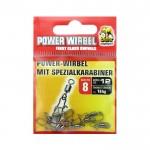 Вирбел с карабинка Power 8240112 Размер 12 - Behr