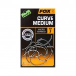 Кука Edges Arma Point Curve Medium CHK20 - Fox