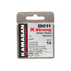 Кука Kamasan B611 Размер 12
