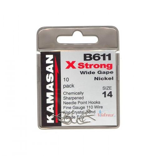 Кука Kamasan B611
