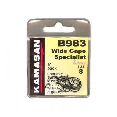 Кука Kamasan B983