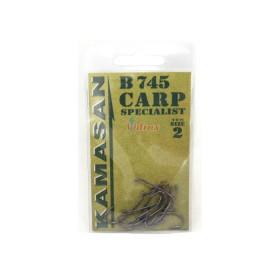 Куки Kamasan B745 Carp Размер 10