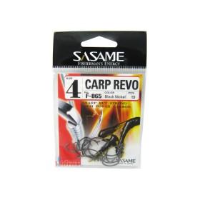 Куки Carp Revo-F-865 - Sasame