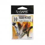 Куки Feeder Method F-871 - Sasame