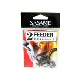 Куки Feeder F-915 - Sasame