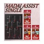 Куки Madai Assist Single Type 4 см - Shout!