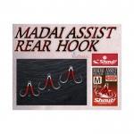 Куки Madai Assist Rear Hook - Shout!