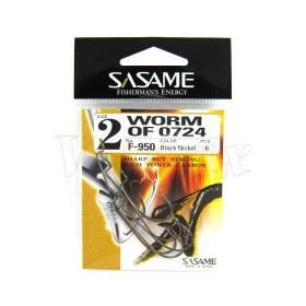 Куки Worm F-950 - Sasame