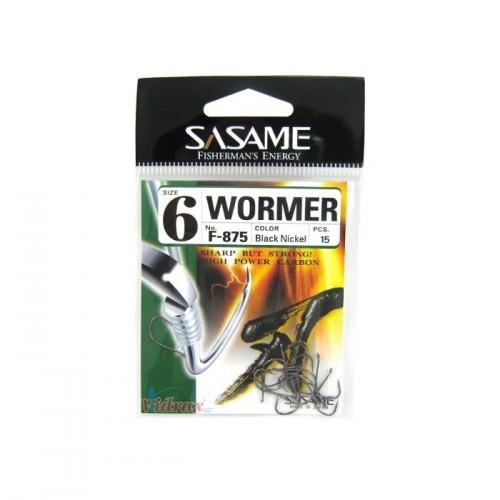 Куки Wormer-F-875 - Sasame