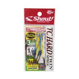 Куки TC Hard Twin Spark Hook 3 см 343TH - Shout!