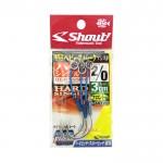 Куки Heavy Spark Hard Single 3 см 347VH - Shout!