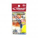 Куки Heavy Spark Hard Single 4 см 348VH - Shout!