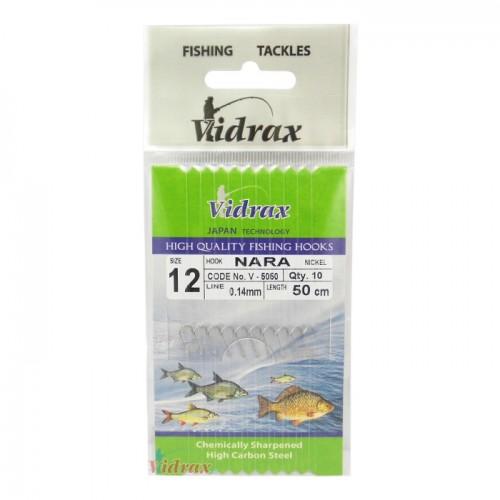 Вързани куки NARA - Vidrax