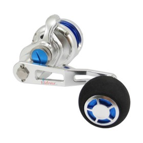 Макара 150L Silver/Blue - Poseidon