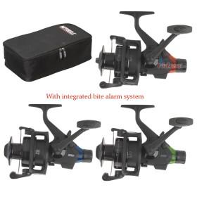 Макари с вградена аларма и чанта Avocet BLACK EDITION RTE PS 6500 Set of 3 + alarm and Bag - Mitchell