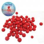 Мини топчета Cloudy mini boilie 8 мм 20 г Strawberry / Ягода - Cralusso