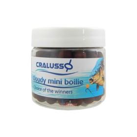 Мини топчета Cloudy mini boilie 8 мм 20 г Pepper sausage / Наденица с пипер - Cralusso